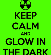 keep calm and glow in the dark 300