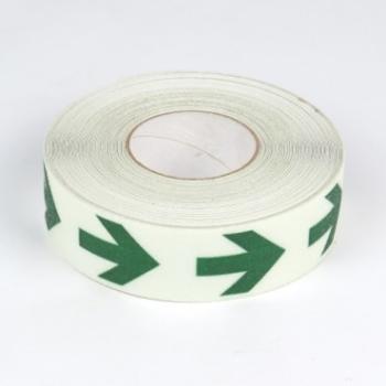 NovaGlow DuraLine - 7535 Green Directional ISO Arrow
