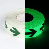 NovaGlow DuraLine - 7535 Green Directional ISO Arrow