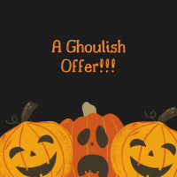 A Ghoulish Offer!!!