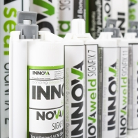 Innova Solutions How much adhesive will I need